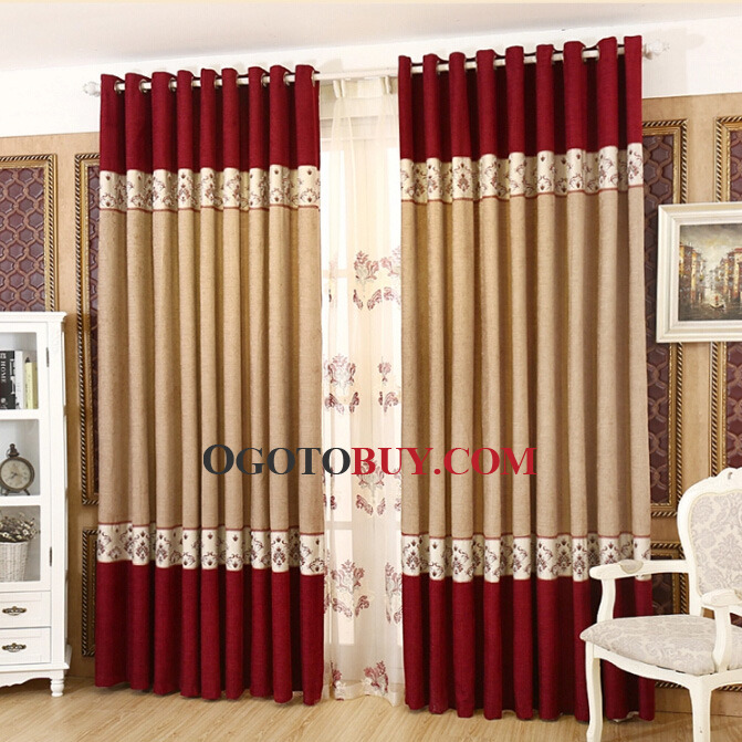 Primitive wholesale curtain fabric, Wholesale curtains online