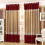 Traditional Chenille Nice and Beautiful Bedroom Curtains