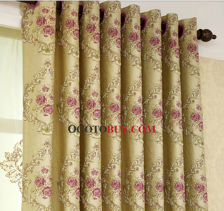Wholesale Curtains And Drapes Can Be Custom Made For Home