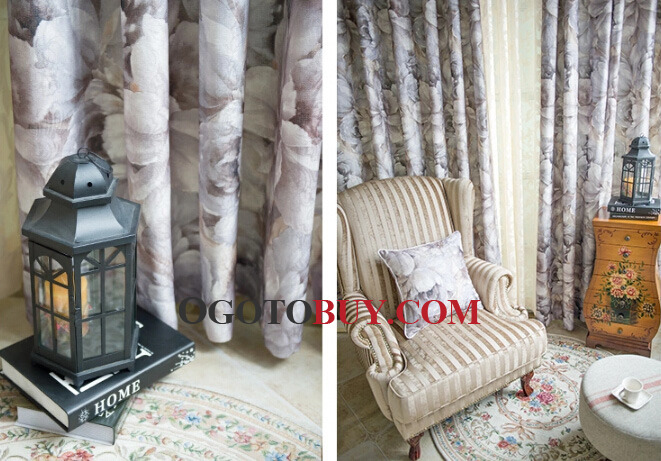 Custom Made Jacquard American Classic Buy Window Curtains Online ...