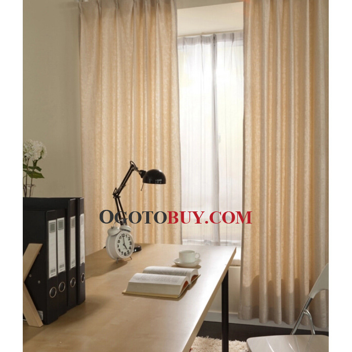 Polyester Two Panels Discount Window Treatments Curtains Buy