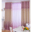 Modern Country Flower Printing Large Window Curtains