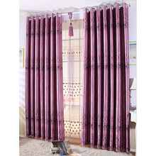 Living Room Curtains Designs for Blackout and Energy Saving