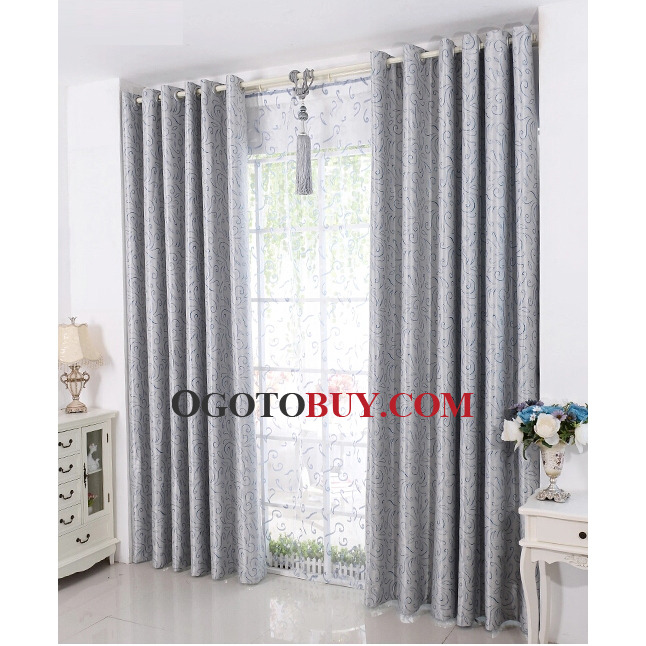 Best Price Curtains For Home In Blue Of Energy Saving Style