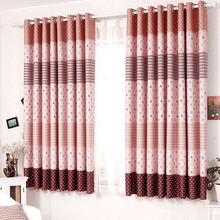Cheap Custom Made Curtains for Bay Window or Kids Room