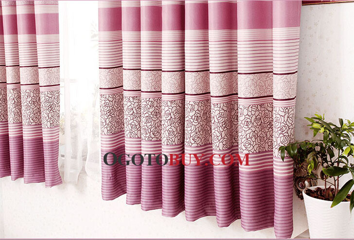 Rose Colored Curtains Home The Honoroak