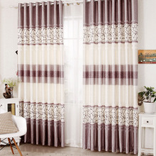 Ready Made Curtains And Drapes in Geometric Patterns