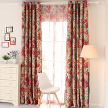 How To Buy Curtains Bright Colorful Cotton Fabric