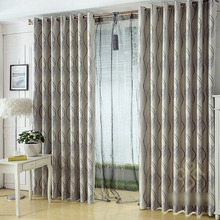 Great Lines Home Fashion Curtains for Energy Saving