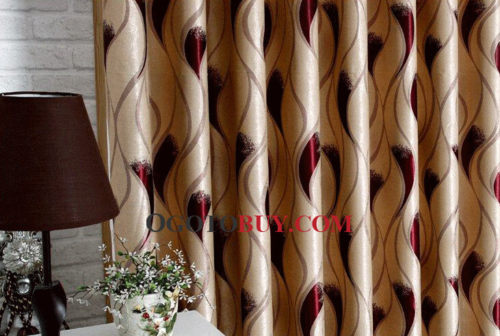 Curtains Ideas burgundy color curtains : Burgundy And Beige Curtains - Best Curtains 2017
