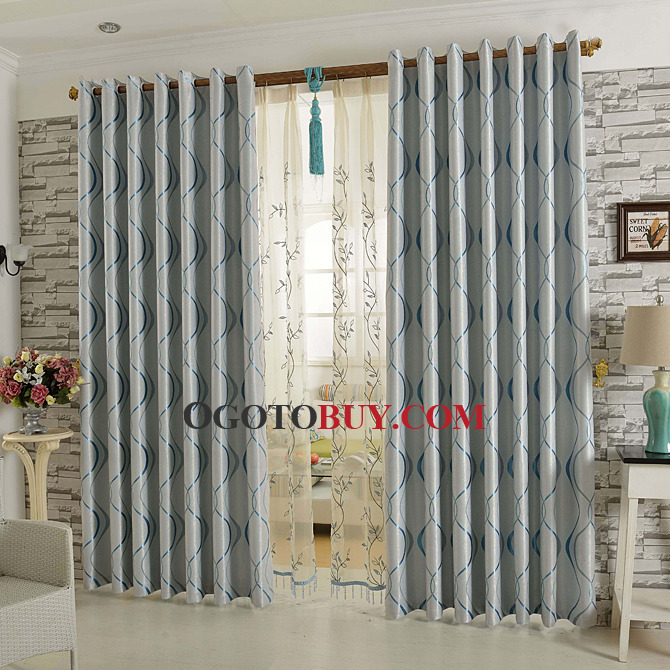 Thermal Curtain For Bedroom Or Living Room Loading Zoom