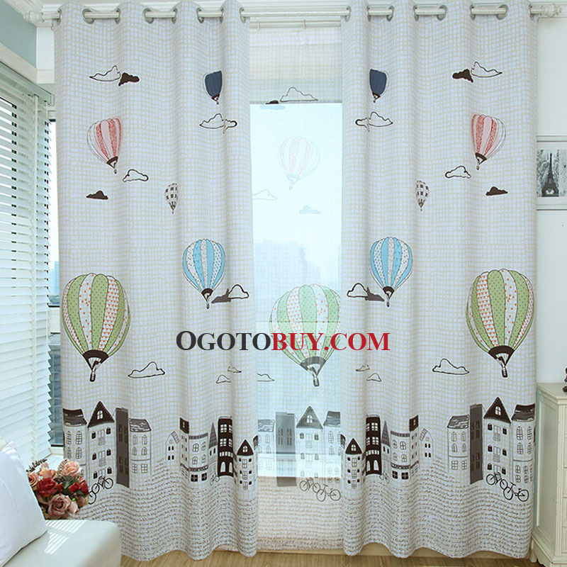Amazing Loading Zoom. Thick Polyester Beige Color Blackout Curtain ...