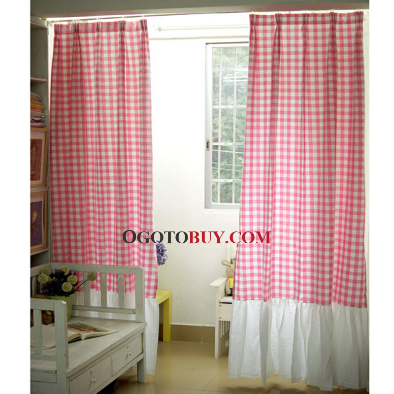 Cotton fabric for curtains best home design 2018 for Kids curtain fabric