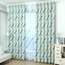 Thick Polyester Insulated Simple Chic Striped Modern Curtain
