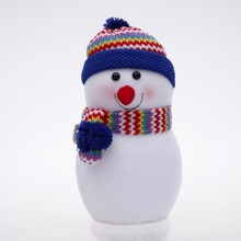 Cute Snowman Christmas Doll 9.4