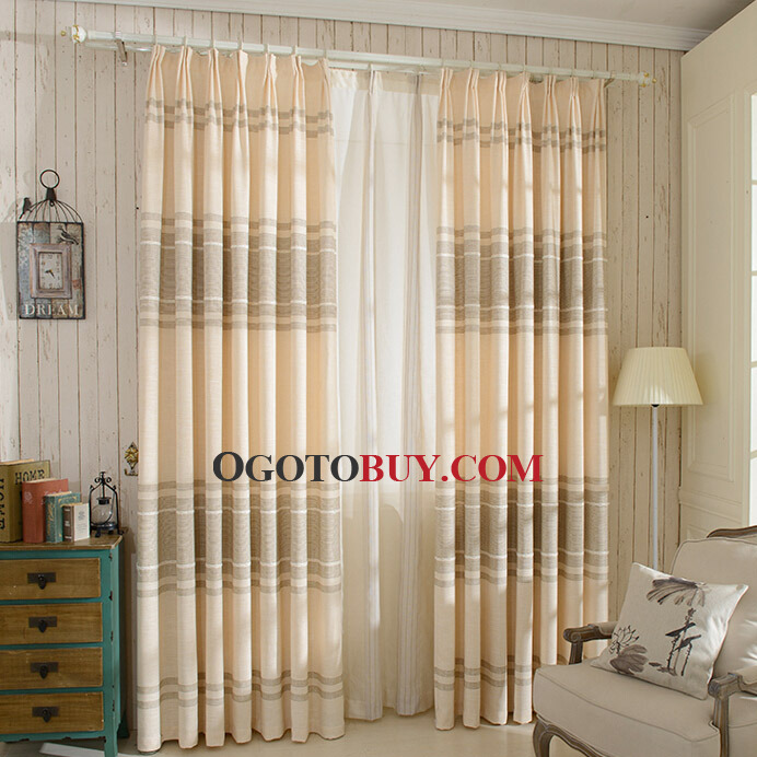 country style curtains loading zoom