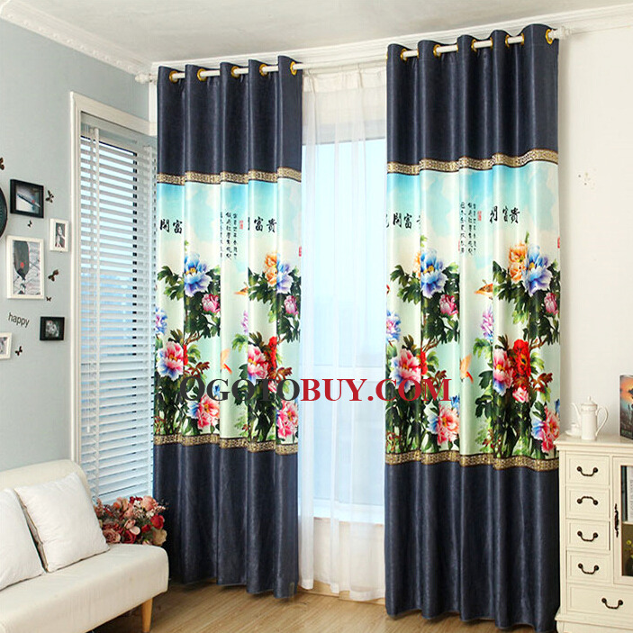 ... Luxury Living Room Curtains. Loading Zoom
